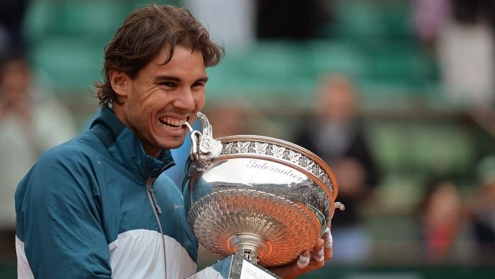 El español tras conquistar su octavo Roland Garros | Fuente: tenisranking.com