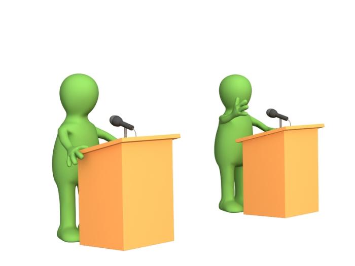 Las tertulias juegan a la polaridad de las opiniones, sin matices. Juegan al blanco o negro.