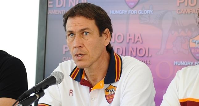 Rudi García (Foto: asroma.it)