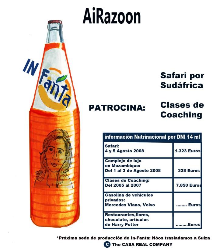 Viñeta Infanta