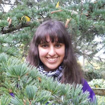 Laura Zornoza, creadora de la iniciativa de Change.org.