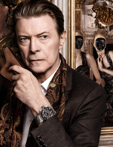 David Bowie para Louis Vuitton