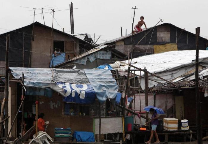 Una de las zonas afectadas por Haiyan / Fuente: EFE