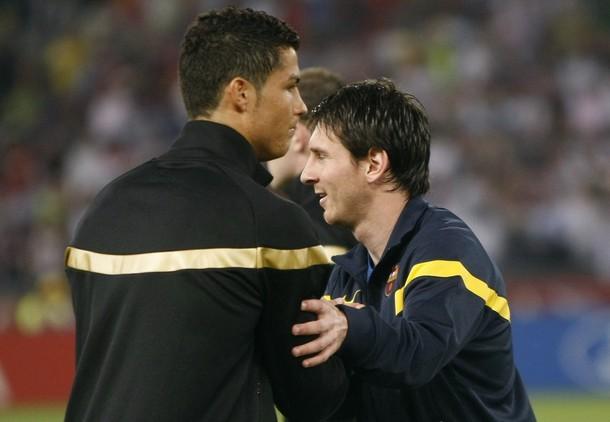Cristiano y Messi, dos de los aspirantes a alzarse con el premio/FOTO: lavozdigital.es
