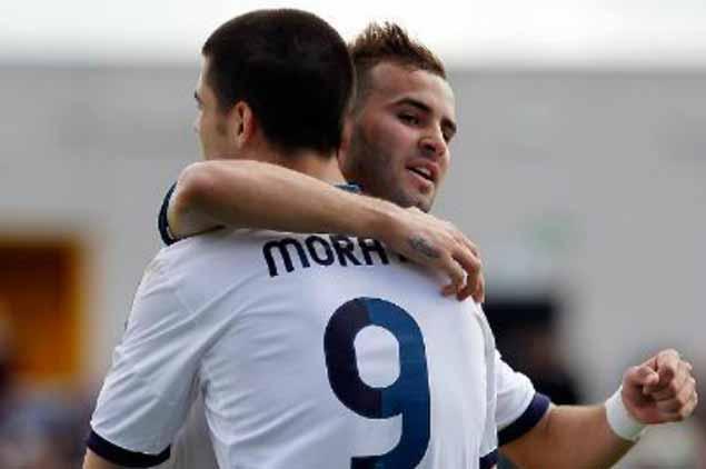 Morata y Jesé, posibles alternativas a Benzema/ FOTO: defensacentral.com