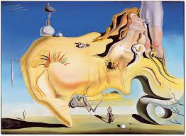 """""""El gran masturbador"""" Salvador Dalí"""