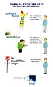 Viñetas Compañías eléctricas