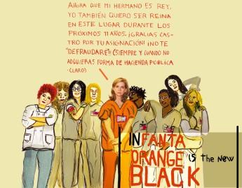 Viñeta orange is the new black